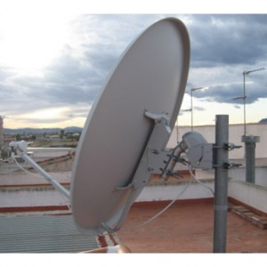 Mantenimiento antenas parabólicas