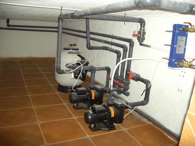 Depuradoras de piscinas for Depuradora piscina