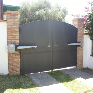 Mantenimiento de puertas de garaje y cancelas