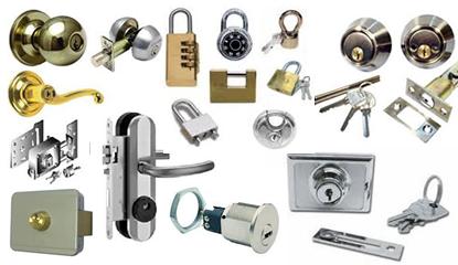 Cambio y reparación de llaves, bombines, etc.
